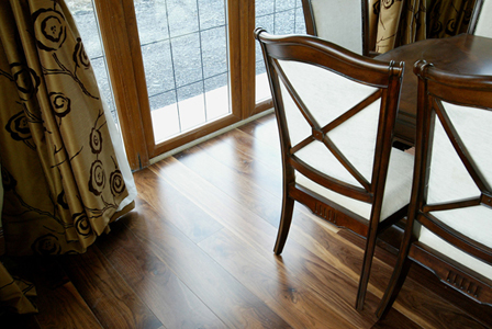 Wood Floor Aging | Varnish